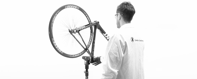 Réparation vélo carbone